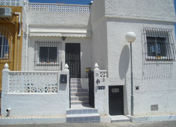 Thumbnail 2 bed end terrace house for sale in Urbanización La Marina, San Fulgencio, Alicante, Valencia, Spain