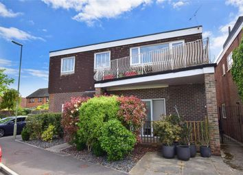 Thumbnail 2 bed flat for sale in Maisemore Gardens, Emsworth, Hampshire
