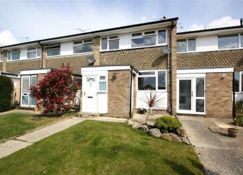 Thumbnail 3 bed terraced house for sale in Mendip Road, Salvington, Worthing