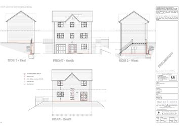 Thumbnail 4 bed town house for sale in Plot 6, 3 Plymouth Road, Redditch
