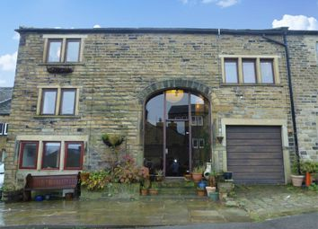 Thumbnail 3 bed mews house to rent in St Anns Square, Netherthong, Holmfirth, West Yorkshire