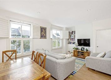 Thumbnail 3 bed flat for sale in Broughton Road, Fulham, London