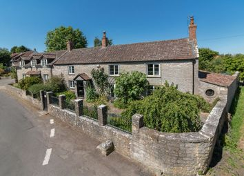 Thumbnail 4 bed cottage for sale in Holywell Road, Edington, Bridgwater
