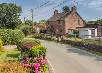 Thumbnail 3 bed cottage for sale in Wistanswick, Market Drayton