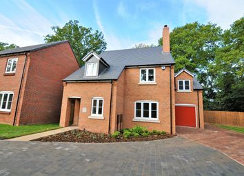Thumbnail 4 bed town house for sale in Redfern Rise, Stafford