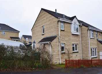 Thumbnail 2 bed semi-detached house for sale in Webbington Road, Pewsham, Chippenham, Wiltshire