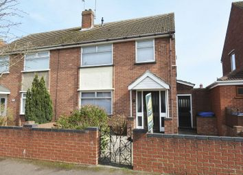 Thumbnail 3 bedroom semi-detached house for sale in Newark Road, Lowestoft