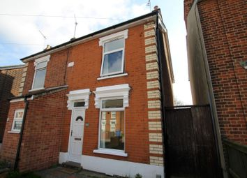 Thumbnail 2 bedroom terraced house to rent in Newton Road, Ipswich