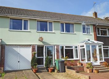 Thumbnail 3 bed terraced house for sale in Hildyards Crescent, Shanklin, Isle Of Wight