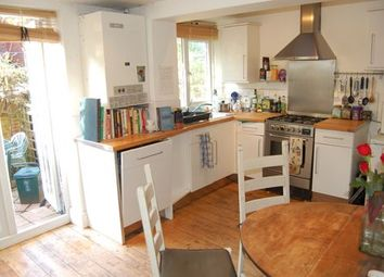Thumbnail 3 bed terraced house to rent in Herschell Road, Mount Pleasant, Exeter, Devon