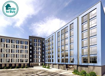 Thumbnail 1 bedroom flat for sale in Fabrick, Warren Road, Cheadle Hulme, Manchester