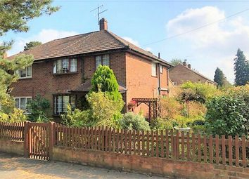 3 bed semi-detached house for sale in Upper College Ride, Camberley, Surrey GU15