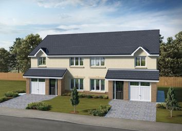 Thumbnail 3 bed semi-detached house for sale in Longmeadow, Ormiston, Tranent