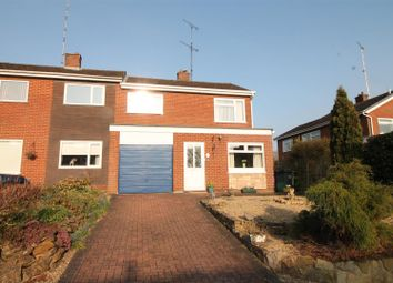 Thumbnail 3 bed semi-detached house for sale in Holden Grove, Daventry