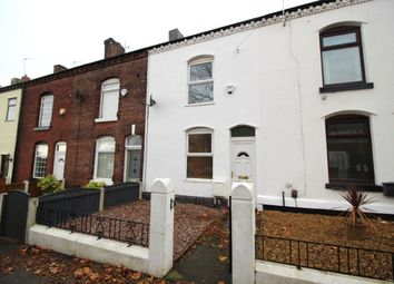 Thumbnail 2 bed terraced house to rent in Old Clough Lane, Worsley, Manchester