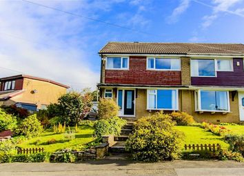 Thumbnail 4 bed semi-detached house for sale in Hameldon Road, Loveclough, Lancashire