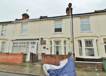 Thumbnail 3 bed terraced house for sale in Jubilee Road, Southsea