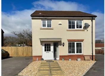 Thumbnail 3 bed detached house for sale in Brynteg Green, Beddau, Pontypridd