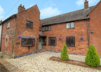 Thumbnail 3 bed cottage for sale in Six Ashes Road, Bobbington, Stourbridge