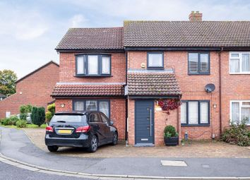 Thumbnail 5 bed semi-detached house for sale in Stainby Close, West Drayton, Middlesex