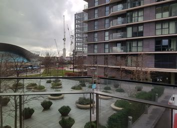 Thumbnail 2 bed flat to rent in Glasshouse Gardens, Stratford