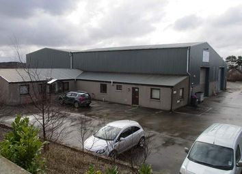 Thumbnail Light industrial to let in Turriff