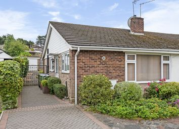 Thumbnail 2 bed semi-detached bungalow for sale in Shuttlemead, Bexley
