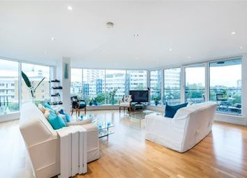 Thumbnail 4 bed flat for sale in The Boulevard, Imperial Wharf