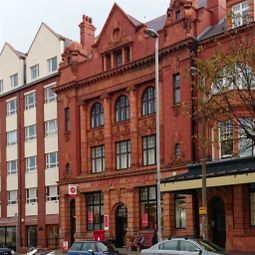 Thumbnail 2 bed flat to rent in 4 The Mailhouse, Vaughan St, Llandudno