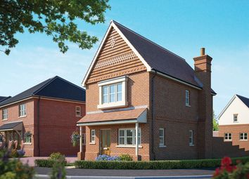 Thumbnail 2 bed detached house for sale in Hartley Row Park, Fleet Road, Hartley Wintney, Hampshire