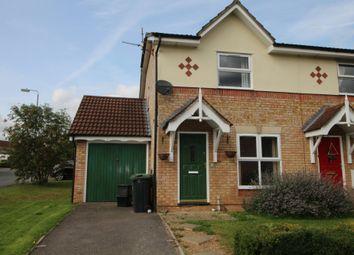 Thumbnail 3 bed end terrace house to rent in Cheltenham Drive, Chippenham