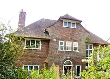 Thumbnail 4 bed detached house for sale in Castle Avenue, Dover, Kent