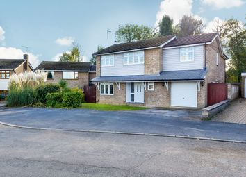 Thumbnail 5 bed detached house for sale in Kingsmead, Sawbridgeworth