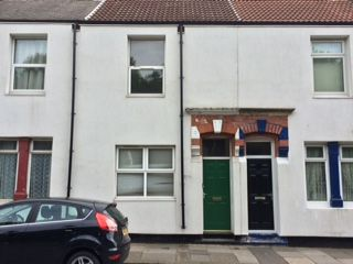Thumbnail 2 bed terraced house to rent in Union Street, Middlesbrough