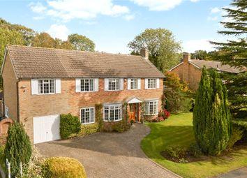 4 bed detached house for sale in Newlands, Langton Green, Tunbridge Wells, Kent TN3