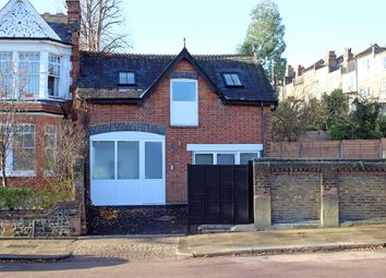 Thumbnail 2 bed end terrace house for sale in Coach House, Rosebery Road, Muswell Hill, London