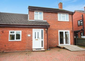 Thumbnail 5 bed semi-detached house to rent in The Chequer, Bronington, Whitchurch