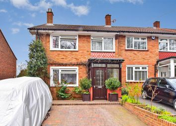 Thumbnail 3 bed end terrace house for sale in Roding Lane North, Woodford Green, Essex