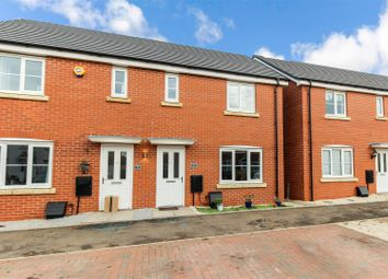 Thumbnail 3 bed semi-detached house for sale in Anslow Road, Wellesbourne, Warwick