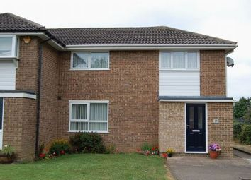 Thumbnail 3 bed semi-detached house for sale in Gloucester Close, Weedon, Northants