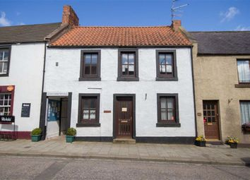 Thumbnail Terraced house for sale in High Street, Ayton, Eyemouth