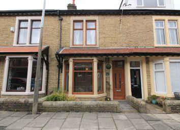 Thumbnail 2 bed terraced house for sale in Davenham Road, Darwen