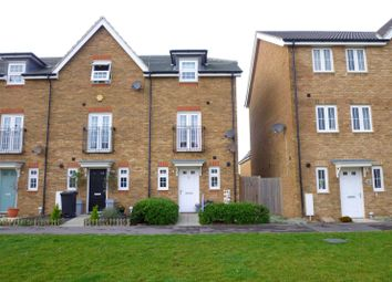 Thumbnail 3 bed terraced house to rent in Westview Close, Peacehaven