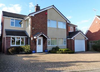 Thumbnail 5 bed detached house for sale in Milestone Drive, Hagley