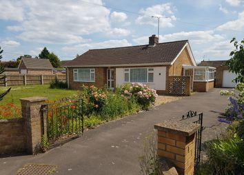 Thumbnail 3 bed detached bungalow for sale in Station Road, Watlington, King's Lynn
