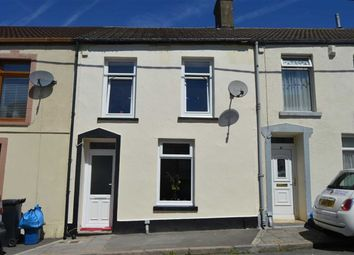 Thumbnail 4 bed terraced house for sale in Broad Street, Dowlais, Merthyr Tydfil