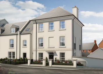 Thumbnail 4 bedroom link-detached house for sale in Haye Road, Plymouth, Devon