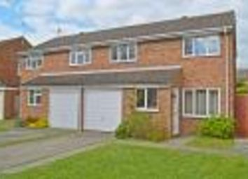 Thumbnail 3 bedroom semi-detached house to rent in Lords Wood, Welwyn Garden City