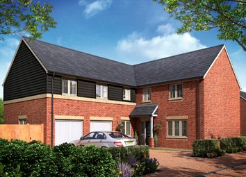Thumbnail 5 bedroom detached house for sale in Wimblington Road, Doddington, March