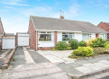 Thumbnail 2 bed bungalow for sale in Alderney Gardens, Chapel House, Newcastle Upon Tyne
